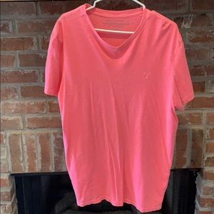 American Eagle pink tee XL